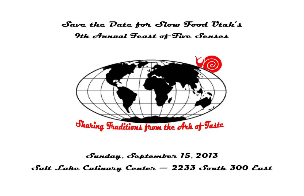 2013 Save the date