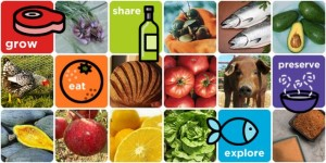 Slow Food USA Ark Collage